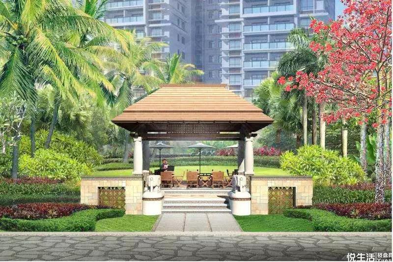 椰林润达御园